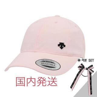 DESCENTE - 美品デサントレディースキャップ帽子