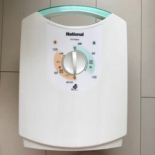 Panasonic - ナショナルふとん乾燥機