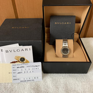 BVLGARI - BVLGARI レディース 腕時計 箱付き