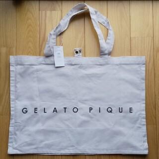 ジェラートピケ(gelato pique)のジェラートピケ2021福袋トートバッグ(ショップ袋)
