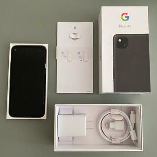 Google Pixel - Pixel4a Just Black 128GB