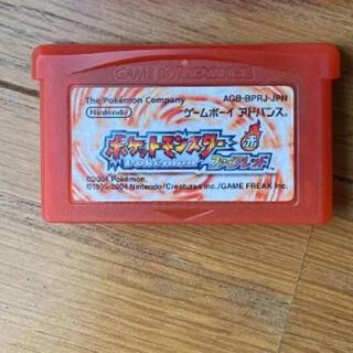 ファイヤレッド(携帯用ゲームソフト)