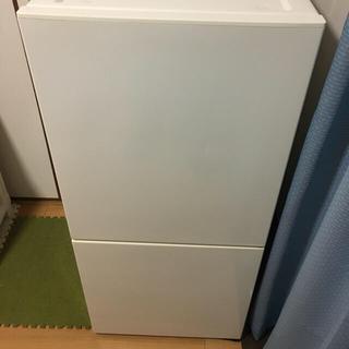 MUJI (無印良品) - 冷蔵庫 引取限定 RMJ-11A  2012年製 110L   無印良品