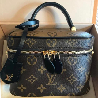 LOUIS VUITTON - ルイヴィトンバニティ