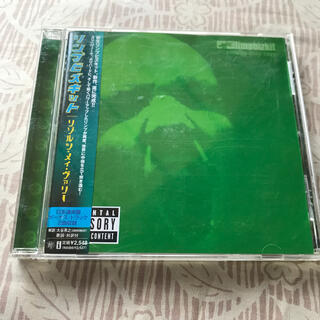 Limp Bizkit リゾルツメイヴァリー CD(ポップス/ロック(洋楽))