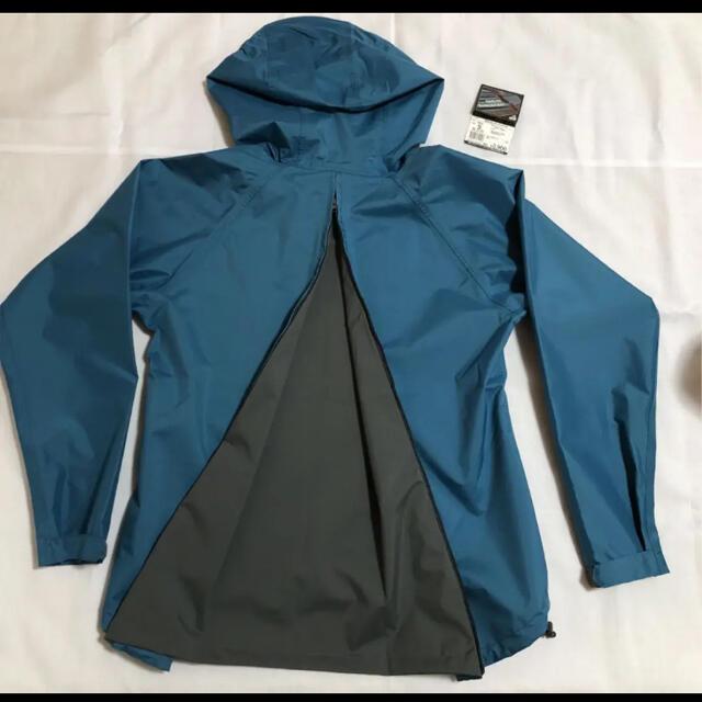 WALKMAN(ウォークマン)のワークマン BAG in レインジャケット 新品未使用 メンズのジャケット/アウター(ナイロンジャケット)の商品写真