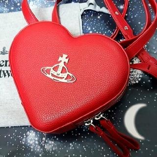 Vivienne Westwood - 新品・Johanna Heart Mini Back pack (Red)