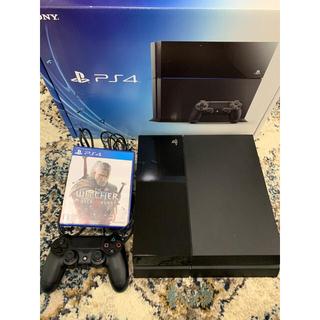 PlayStation4 - 完動品 SONY PlayStation4 本体 CUH-1100AB01