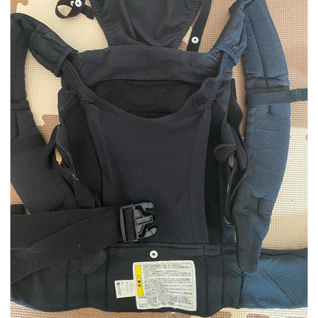 Aprica(アップリカ)の抱っこ紐  アップリカ【引越しのため3月まで】 キッズ/ベビー/マタニティの外出/移動用品(抱っこひも/おんぶひも)の商品写真