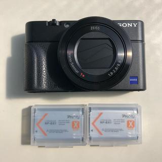 SONY - 美品 SONY RX100M3 サイバーショット デジタルカメラ