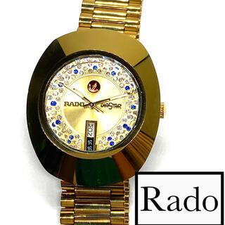 ラドー(RADO)の【OH済!】アンティーク ラドー RADO ダイヤスター DIASTAR(腕時計(アナログ))