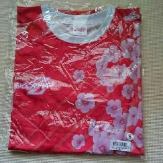 モモイロクローバーゼット(ももいろクローバーZ)のももいろクローバーZアメリカ横断ウルトラライブTシャツ オリンピック (アイドルグッズ)