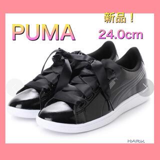 PUMA - 新品❗️ [プーマ] スニーカー ビッキー リボン P