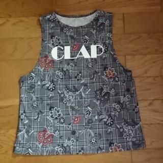 【美品】CLAP☆ クラップ フィットネス ウェア