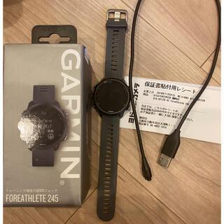 ガーミン(GARMIN)のGARMIN 245(腕時計)