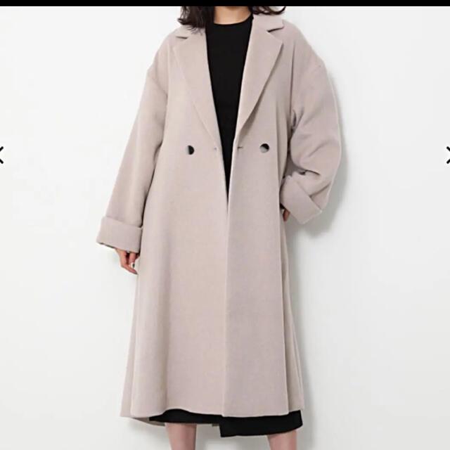 rienda(リエンダ)のリエンダ  ロングコート レディースのジャケット/アウター(ロングコート)の商品写真