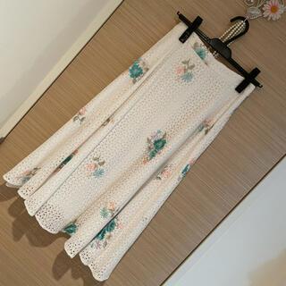 WILLSELECTION - ウィル刺繍スカート