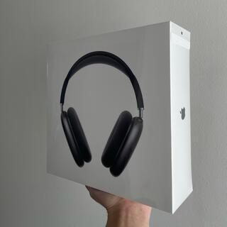 アップル(Apple)のAirPods Max スペースグレイ (ヘッドフォン/イヤフォン)