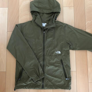 THE NORTH FACE - THE NORTH FACE ノースフェイス コンパクトジャケット カーキ M