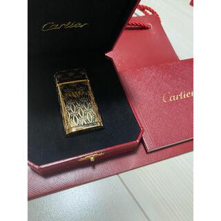 カルティエ(Cartier)のC DE CARTIER DECOR  C ドゥ カルティエ デコール(タバコグッズ)