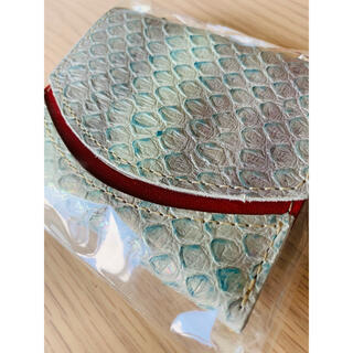 トチギレザー(栃木レザー)のクアトロガッツ 小さいふ 折り財布(財布)