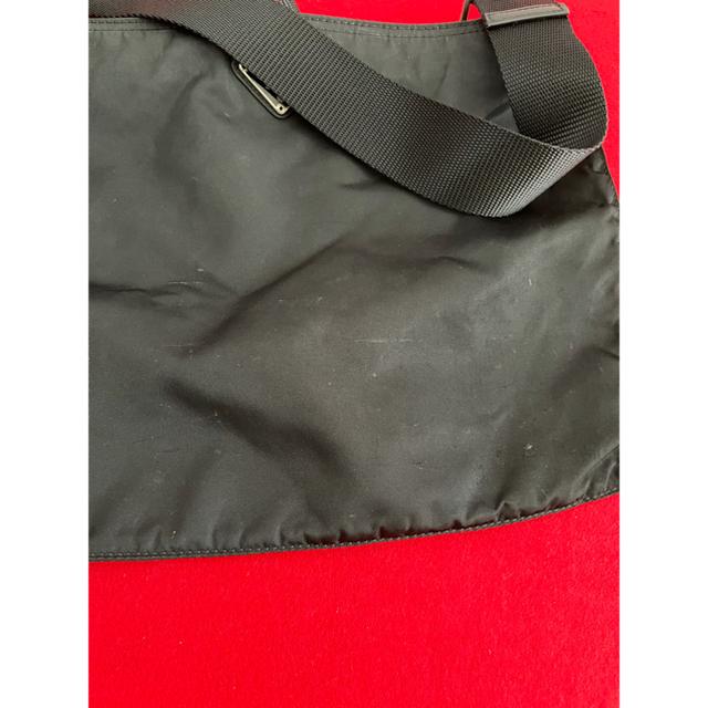 PRADA(プラダ)のPRADA プラダ ショルダーバッグ 黒 レディースのバッグ(ショルダーバッグ)の商品写真