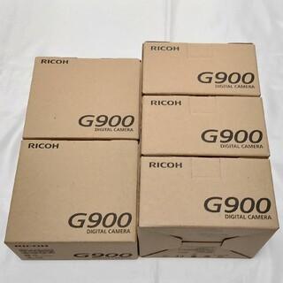 RICOH - RICOH G900 5台セット 新品未開封