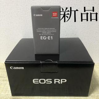 Canon - 新品Canon EOS RP GOLD ミラーレス一眼 メーカー保証付