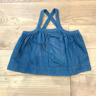 Caramel baby&child  - ストラップスカート 18-24M