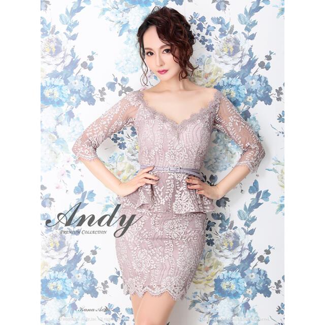 Andy(アンディ)のAndy キャバドレス  レディースのフォーマル/ドレス(ナイトドレス)の商品写真