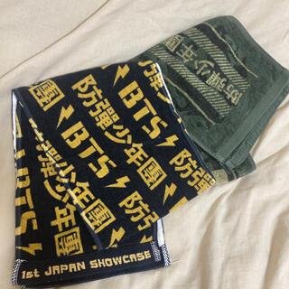 防弾少年団(BTS) - BTS 公式タオル【日本初上陸】【日本初Fan meeting】