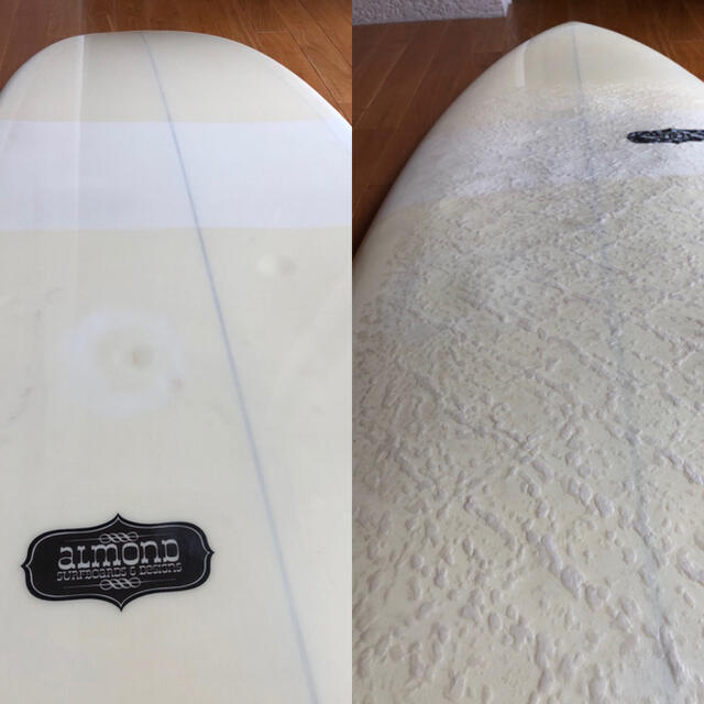 ALMOND - ALMOND Surfboards アーモンドサーフボード ポギーフィッシュ ...