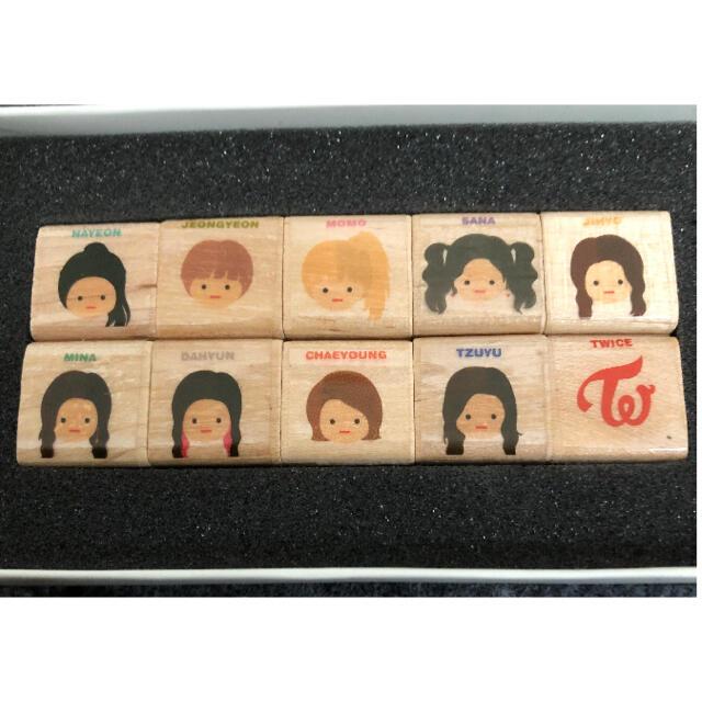 Waste(twice)(ウェストトゥワイス)の「専用✨」TWICE キャラクタースタンプ エンタメ/ホビーのCD(K-POP/アジア)の商品写真