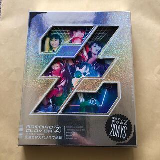モモイロクローバーゼット(ももいろクローバーZ)のももクロ春の一大事2012~横浜アリーナ まさかの2DAYS~ BD-BOX【初(ミュージック)