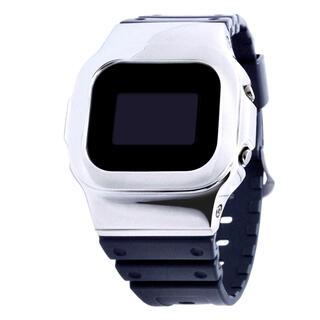 CASIO - DAMUE Custom G-SHOCK 5600 [Silver] ダミュー