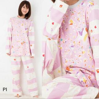 ツモリチサト(TSUMORI CHISATO)の新品タグ付き ツモリチサト  ピンク パジャマ  M(パジャマ)