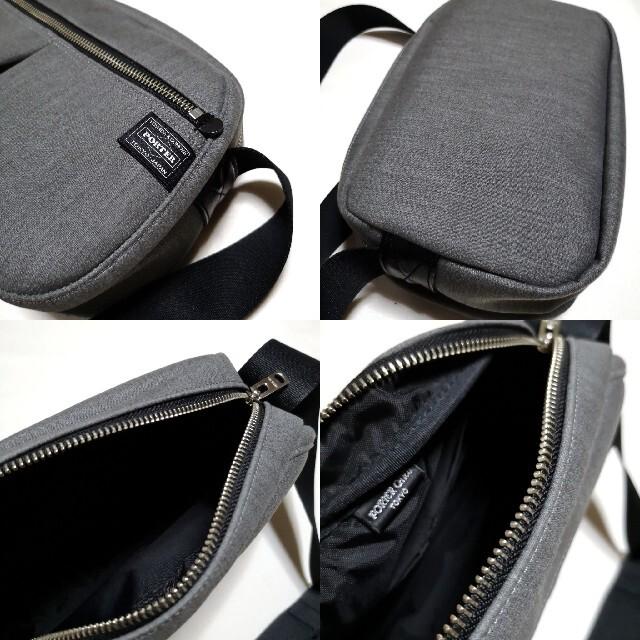 PORTER(ポーター)のPORTER GIRL ポーター ガール☆アーバン  ショルダーバッグ グレーS レディースのバッグ(ショルダーバッグ)の商品写真