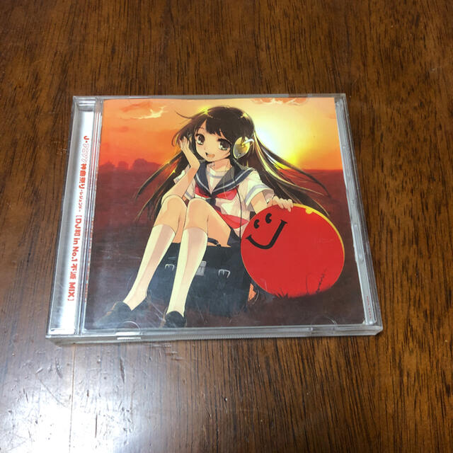 J-アニソン神曲祭り-レジェンド-(DJ和 in No.1 不滅 MIX) エンタメ/ホビーのCD(アニメ)の商品写真