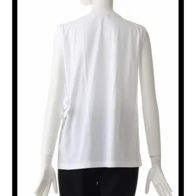 ENFOLD(エンフォルド)の新品 未使用 タグ付き エンフォルド ソフト天竺 コラージュカット タンクトップ レディースのトップス(Tシャツ(半袖/袖なし))の商品写真