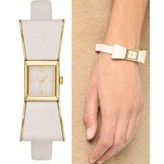 kate spade new york - Kate Spade New York リボン 腕時計