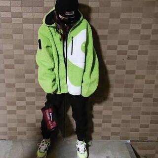 THE NORTH FACE - Superme×the north face フリース シュプリーム