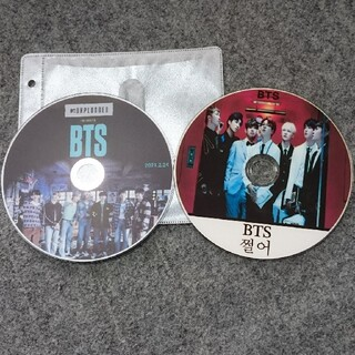 防弾少年団(BTS) - BTS 防弾少年団 DVD アンプラグド Unplugged Presents