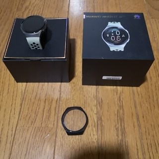 HUAWEI - huawei watch gt 2e カバー付