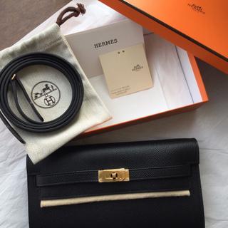 Hermes - 題名  新品 新品⭐︎エルメス ケリーロングトゥーゴー 斜め掛けバッグ2020