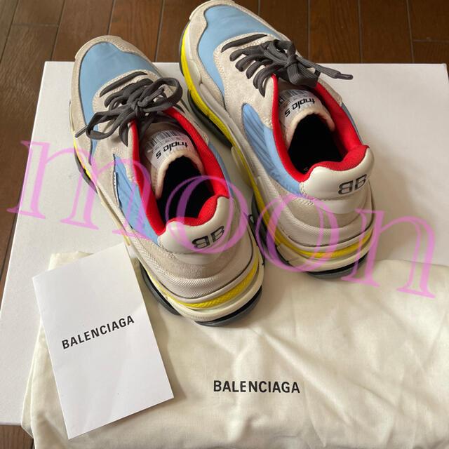 Balenciaga(バレンシアガ)のBALENCIAGA TRIPLE S TRAINER(未使用品) メンズの靴/シューズ(スニーカー)の商品写真