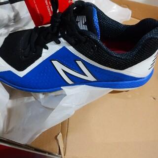 ニューバランス(New Balance)の 野球スパイク  26.5 新品未使用(シューズ)