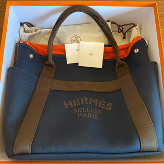 Hermes - 【ほぼ新品・1回使用】エルメス  サックドパンサージュ グルーム