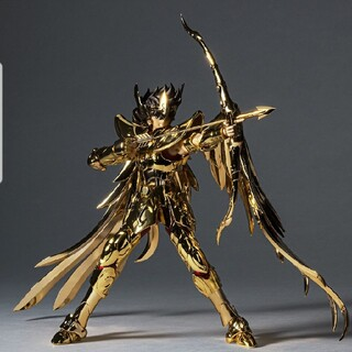 BANDAI - 聖闘士聖衣神話EX サジタリアス星矢 GOLD24 魂ネイション2020