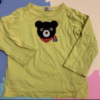 ダブルビー(DOUBLE.B)のミキハウス♡ダブルビー♡ロンT 2枚セット(Tシャツ/カットソー)