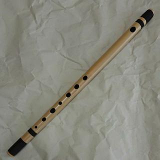 篠笛  八本調子  ドレミ調  C管(横笛)